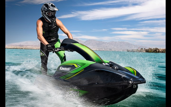 2019 Kawasaki Jet Ski SX-R | Personal Watercraft | Original Stand-Up